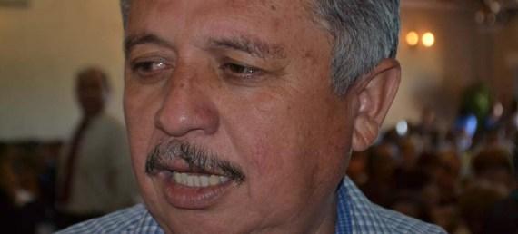 Trinidad Cota Acosta, delegado de la SAGARPA.