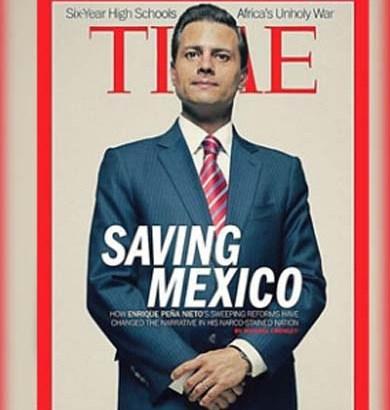 Peña Nieto salva a México