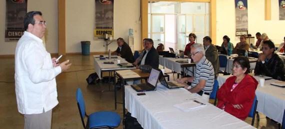 cursos de actualización y formación pedagógica de la UABCS