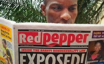 Publica diario lista de homosexuales locales