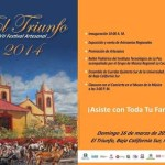 Festival Artesanal de El Triunfo