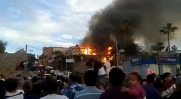 10 detenidos y un incendio, el saldo dominguero del Carnaval