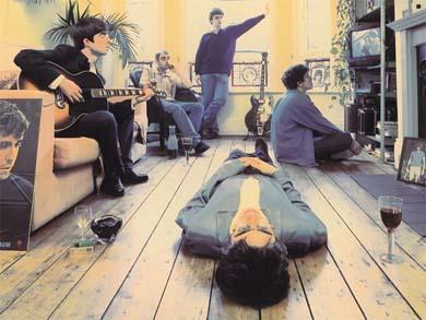 Relanzará Oasis su primer álbum