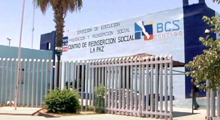 Operativo conjunto en el CERESO de La Paz