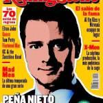Peña Nieto, portada de Rolling Stone del mes de mayo