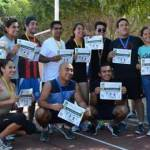 UABCS atletismo