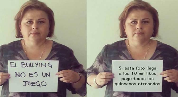 """""""Bullean"""" a trabajador por compartir foto de la Alcaldesa"""