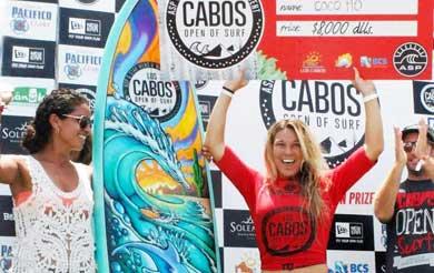 """Concluyó """"Los Cabos Open Of Surf"""""""