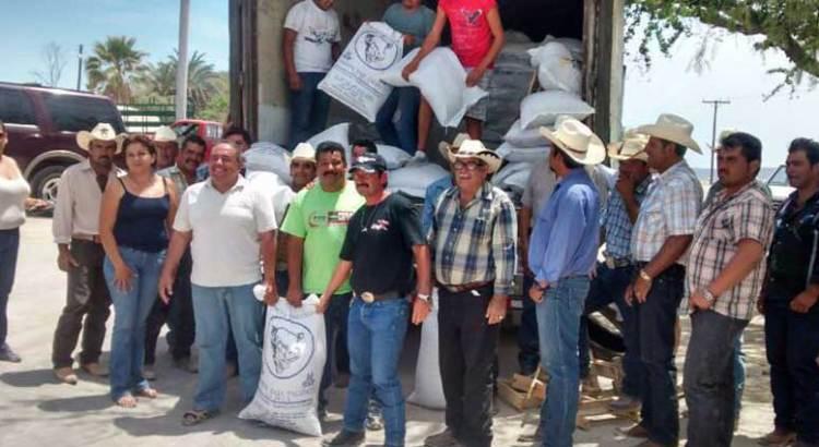 Apoya Barroso a ganaderos de Baja California Sur