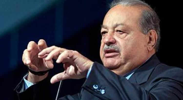 Carlos Slim, de visita en BCS