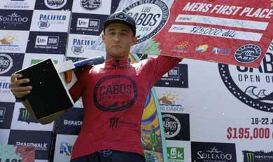 Concluyó Los Cabos Open Surf