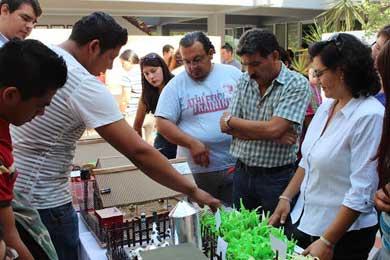 Concluyen las actividades de Zootecnia 2014-I