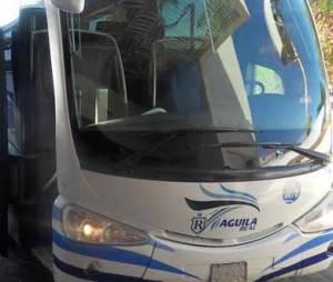 servicio ejecutivo La Paz-Santa Rosalía-La Paz