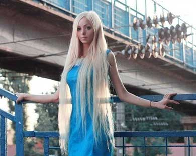 La nueva 'Barbie humana'