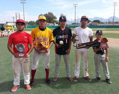 Campeonato Estatal de Beisbol en Loreto