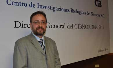 Daniel Lluch Cota, nuevo director general del CIBNOR