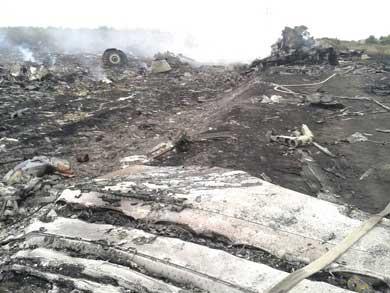 Otra tragedia para la aviación malaya