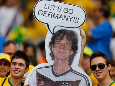 Culpan a Jagger de la humillación brasileña