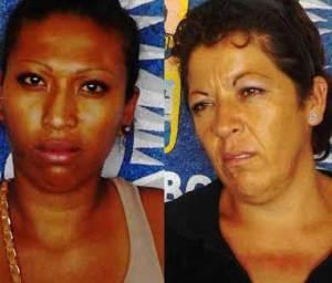 Yuriana Ríos Cortez y María Guadalupe Savin Espinoza.
