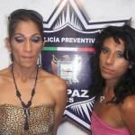 sexoservicio en el centro de La Paz.