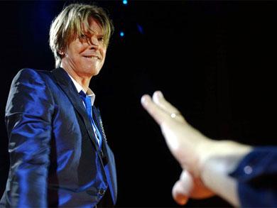 David Bowie es pieza de museo
