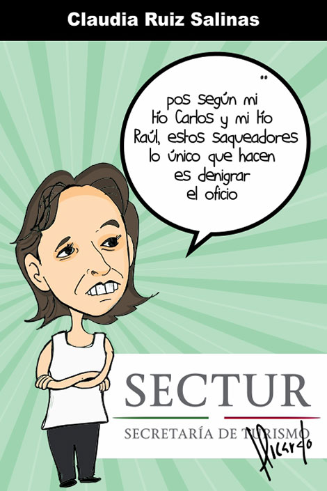 Claudia Ruiz-Massieu Salinas