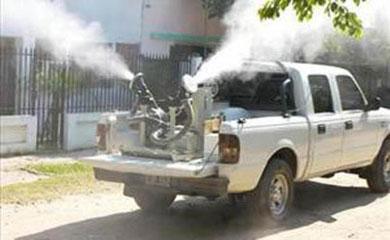 Reinicia campaña de fumigación