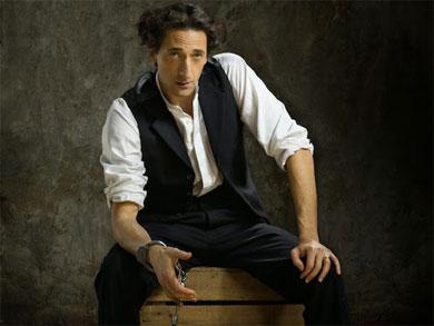 Adrien Brody es 'Houdini'