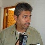 El capitán de Puerto en Cabo San Lucas, Vicente Martínez