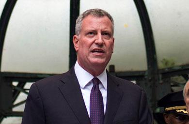 Confirma Alcalde primer caso de ébola en NY