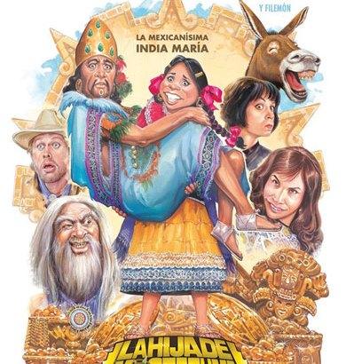 Retorna al cine la «India María»