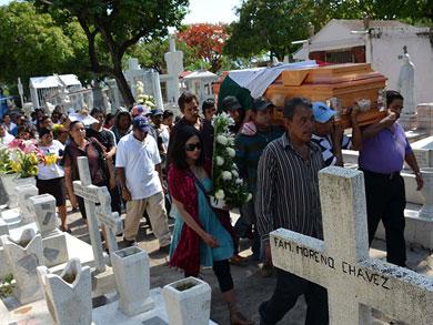 Profunda 'consternación' de la OEA por caso de normalistas
