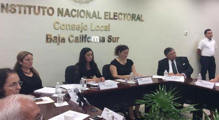 Quedó instalado el Consejo Local del INE