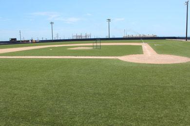 Burócratas,  primer triunfo en beisbol