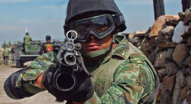 El Ejército a las calles