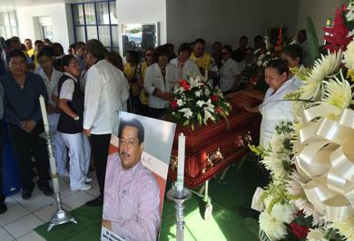 Dan el último adiós al Dr. Nazario Betancourt