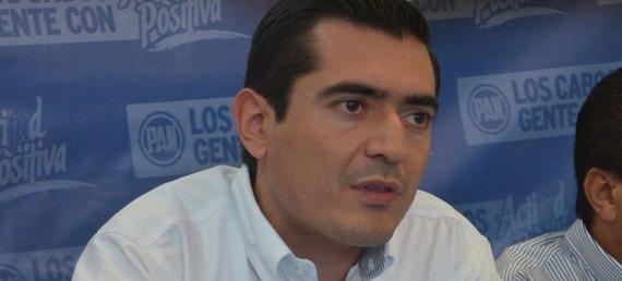 """Rigoberto Mares Aguilar aseguró que los contenidos de las llamadas filtradas entre Carlos Mendoza Davis y diversos personajes de la administración pública estatal y federal, """"están manipuladas y sacadas de contexto""""."""