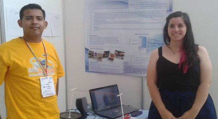 Estudiante de la UABCS a la Expo Ciencias Nacional