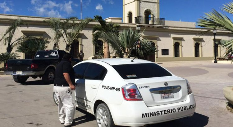 """Rodarán cabezas"" por el robo en Palacio municipal cabeño"