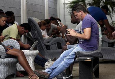 50% de las familias cubanas tendrán internet