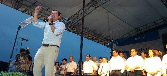 Ernesto Cordero.
