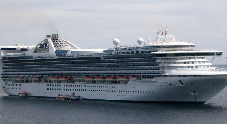 Arribará a La Paz y Loreto el Megacrucero Golden Princess