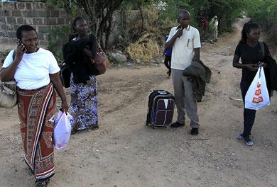 Mueren 147 en atentado en universidad de Kenia