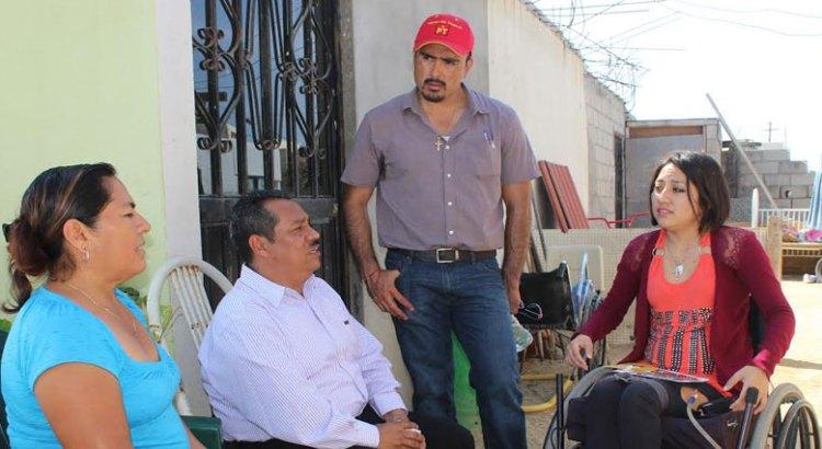 Dará Luis Armando Díaz 50% de su salario a asistencia social