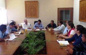 reunion con alcalde