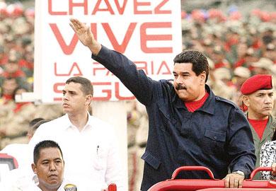 Amenaza Maduro con la radicalización