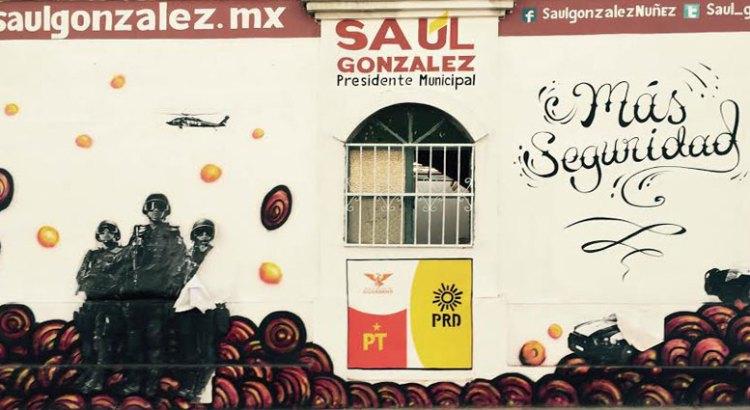No dejarse llevar por los apasionamientos políticos convoca Saúl González