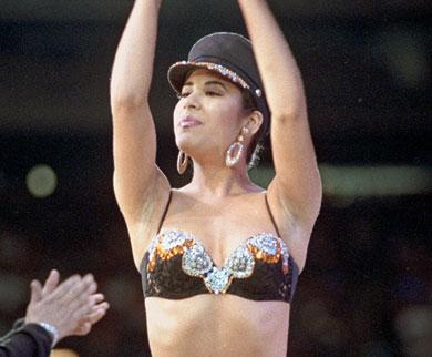 Recuerdan a Selena