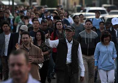 Nueva protesta en Guatemala