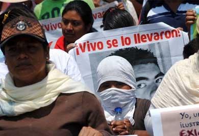 Presentan estrategia para desaparecidos en Iguala